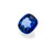 Ceylon Natural Blue Sapphire Amazing 5 ct Cushion Cut 9.9x9.7x5.5 MM - shoprmcgems