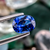 Sparkling Royal Blue Natural Sapphire 1.57 CT 8x6x3.9 mm Oval cut