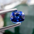 Shining Loupe Clean Natural Blue Sapphire 1.33 ct Oval cut 6.8x6x4 mm