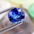 Shining Loupe Clean Natural Blue Sapphire 1.32 ct Oval cut 6.9X5.7X3.8 mm - shoprmcgems