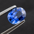 Beautiful Fine Blue Sapphire 1.82 CT. Oval cut 7.7x5.8x4.5 mm