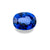 Shining Natural Blue Ceylon Sapphire 6.49 ctOval cut 12.3X9.6X6 mm - shoprmcgems