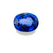 Shining Natural Blue Ceylon Sapphire 6.49 ct  Oval cut 12.3X9.6X6 mm - shoprmcgems