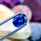 Ceylon Natural Blue Sapphire 4.43CT Sparkling Oval cut 10.2X8X6.3 mm - shoprmcgems