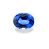 Natural Blue Sapphire 2.70 ct  Oval cut 9X7X4.8 mm - Ceylon - shoprmcgems