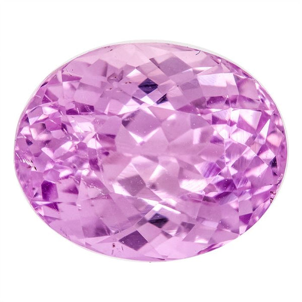 Kunzite 7.24 CT 12.50X10 MM Oval Exclusive collection vendor-unknown
