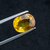 Yellow Sapphire 3.24 ct 10.3X8.X4.3 MM Cushion - shoprmcgems