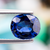 Shining Eye Clean Blue Sapphire 2.89 ct 9.x7.7x4.6 MM Cushion - shoprmcgems