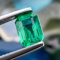 Natural Emerald 1.87 CT Octagon 8.5X6.3X4.4 MM