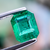 Unheated Natural Emerald 1.26 CT 7.3X6X4 MM Octagon