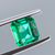 Natural Emerald 1.46 CT Octagon Shape 7X6.5X4.3 MM