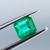 Natural Emerald 1.92 CT Octagon Shape 7X6.5X5 MM