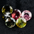 12.90 ct Multi Tourmaline 9 MM Round. - shoprmcgems