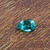 Natural Paraiba Tourmaline 1.45 CT 9.5X6.5X4.5 MM Pear Checkerboard