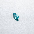 Natural Paraiba Tourmaline 0.96 CT 10.5X5.5 MM Pear Checkerboard - shoprmcgems