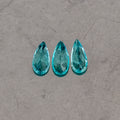 Paraiba Tourmaline Natural 1.96 CT 8.5X4 MM Pear - shoprmcgems