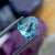 Paraiba Tourmaline Natural 2.96 CT 10X9 MM Trillion Cut - shoprmcgems