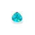Paraiba Tourmaline Natural 1.40 CT 7.5 MM Heart Cut