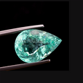 Mesmerizing 'Vibrant Natural Paraiba Tourmaline' 10.19 CT 18x12.50x8 MM Pear