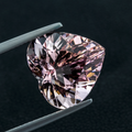 BEAUTUFUL NATURAL PINK MORGANITE 8.02 CT 13.5X14X9 MM Heart Shape - shoprmcgems