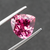 Glinting Pink Tourmaline 5.33 CT 11.50 MM Heart Shape - shoprmcgems