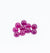 Natural Ruby 9.63 CT 5 MM Round Cabochons - shoprmcgems