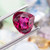 Natural Rubellite Tourmaline From Brazil 3.23 CT Heart Shape 9X9.7X6 MM - shoprmcgems