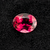 Dazzling 2.70 CT Rubellite Oval Shape 10.30X8.30 MM