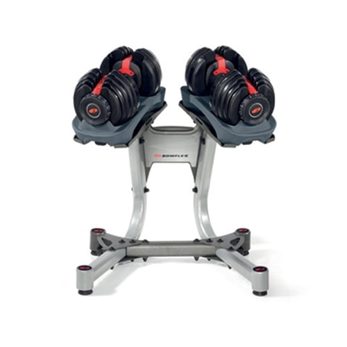 Bowflex® SelectTech® 552 Dumbbells (Set Of 2) & 2 - 1 Stand Bundle
