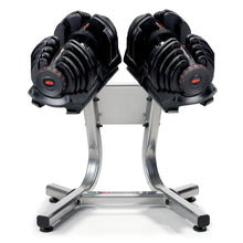 Load image into Gallery viewer, Bowflex® SelectTech® 1090 Dumbbells (Set Of 2) &  2 -1 Bowflex Stand