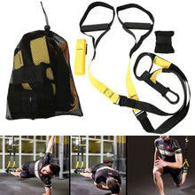 Load image into Gallery viewer, Portable Suspension Trainer Straps