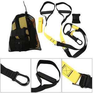 Portable Suspension Trainer Straps