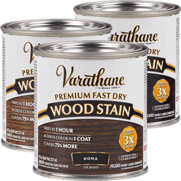 FAQ: What brand of stain works best on liquid wood?
