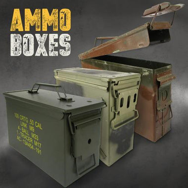 An Introduction to Ammo Cans