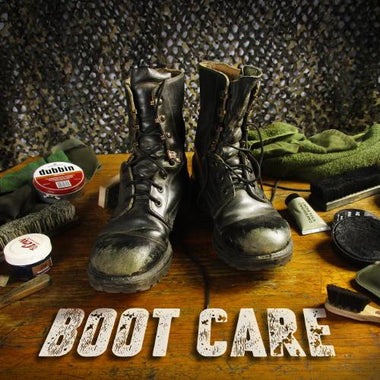 Bootcamp - Boot Care