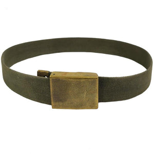 German Army Olive Drab Belt