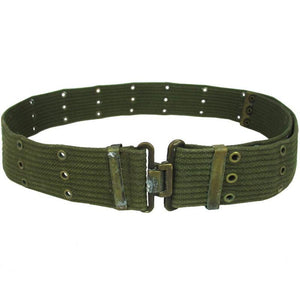 Belgian 3 Hole Web Belt