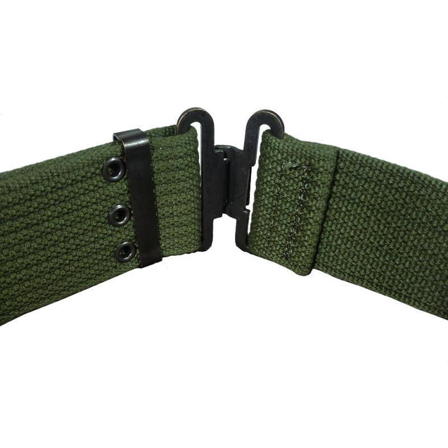 Belgian 3 Hole Web Belt - New