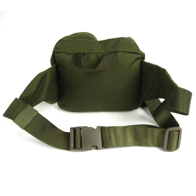 Waist Pack With Bottle - Olive Drab