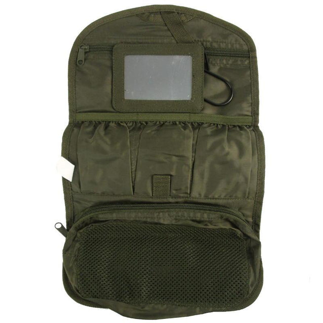 Military Toiletry Bag
