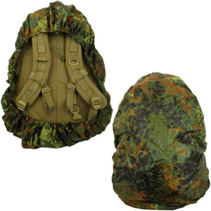 Flecktarn Pack Cover - 130L
