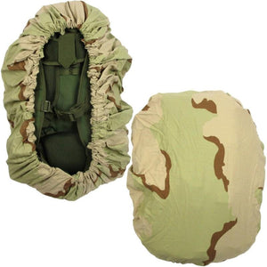 US Army ALICE Pack Cover - 3 Colour Desert