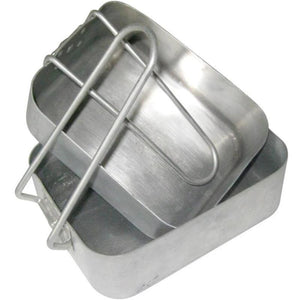 British 2 Piece Alloy Mess Kit
