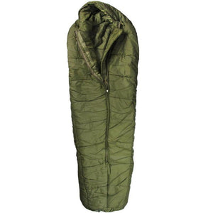 British Army Arctic Sleeping Bag - Repaired