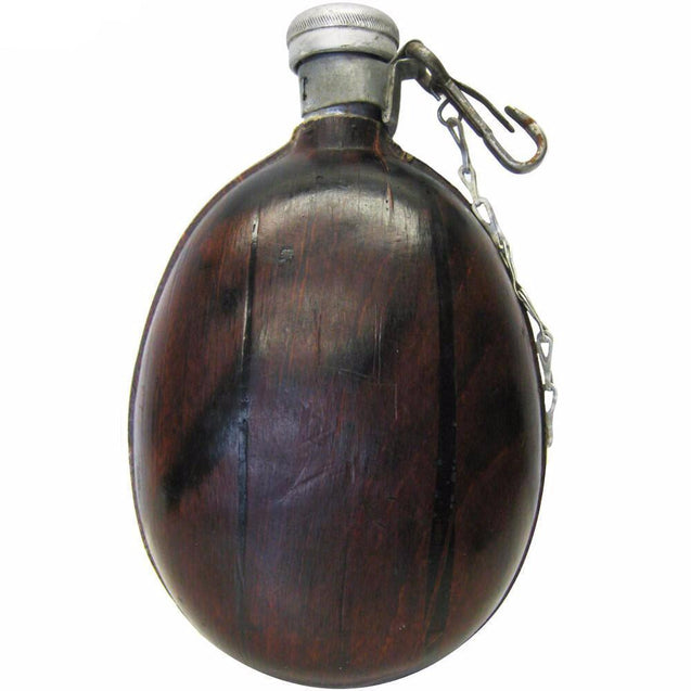 Bulgarian WWII Coconut Canteen