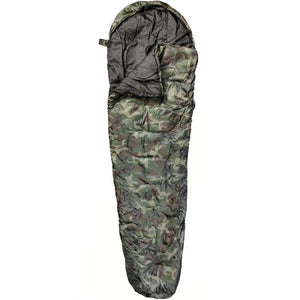 Woodland Camouflage Sleeping Bag
