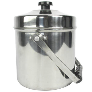 Campmaster Stainless Steel Billy 1.9Ltr
