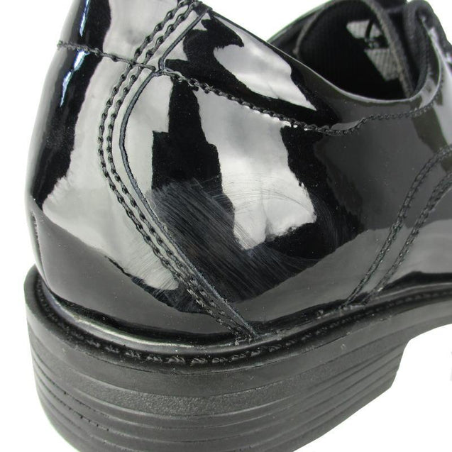 Black Gloss Parade Shoes
