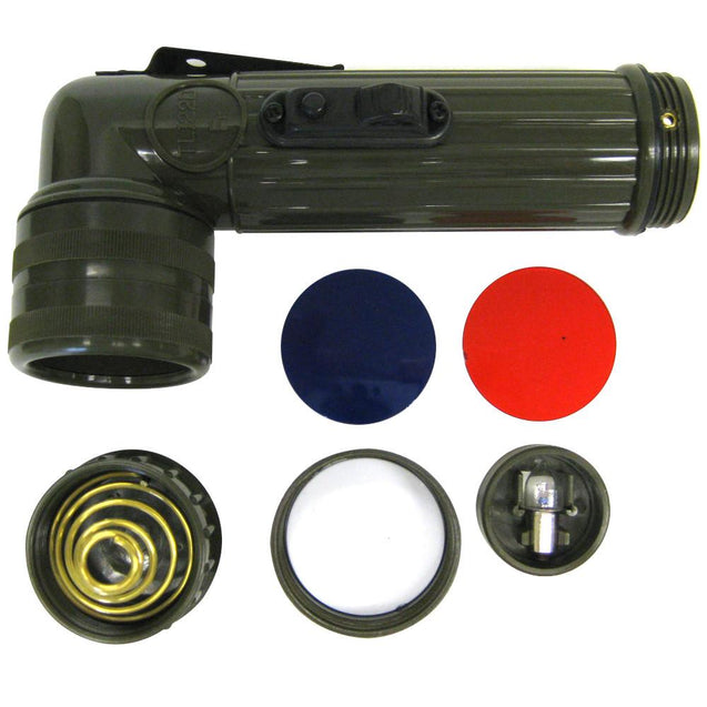 French Army Anglehead Torch