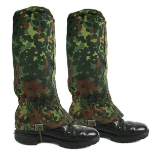 German Flecktarn Gaiters